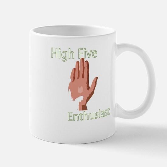 High Five Enthusiast Mug