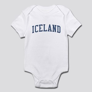 Iceland Blue Infant Bodysuit