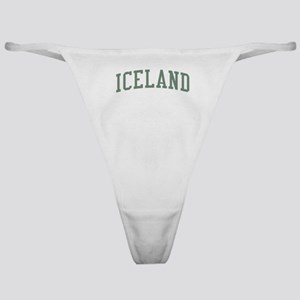 Iceland Green Classic Thong