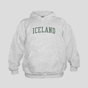 Iceland Green Kids Hoodie