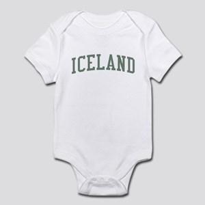Iceland Green Infant Bodysuit