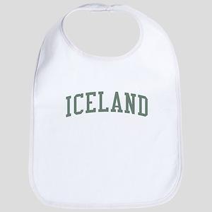 Iceland Green Bib