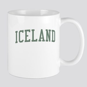 Iceland Green Mug