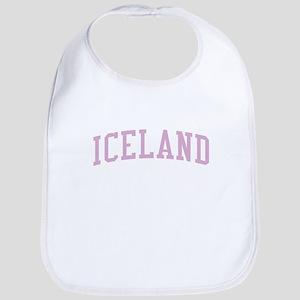 Iceland Pink Bib