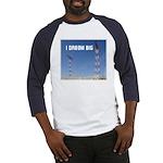 HamTees.com I Dream Big Baseball Jersey