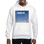 HamTees.com I Dream Big Hooded Sweatshirt