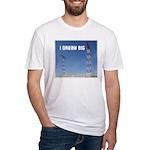 HamTees.com I Dream Big Fitted T-Shirt