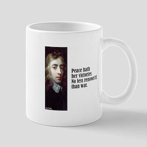 """Milton """"Peace"""" Mug"""