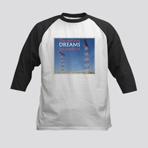 The Stuff Of Dreams Kids Baseball Jersey
