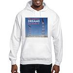 The Stuff Of Dreams Hooded Sweatshirt