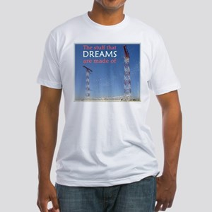 The Stuff Of Dreams Fitted T-Shirt