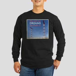The Stuff Of Dreams Long Sleeve Dark T-Shirt