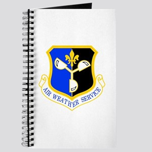 Weather Service Journal
