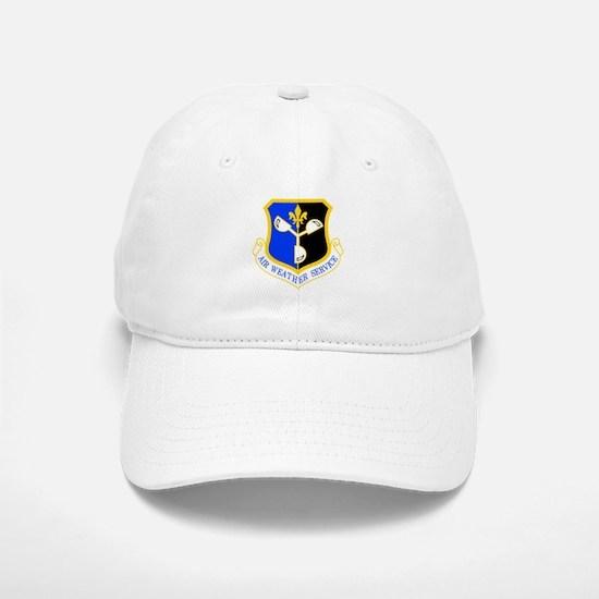 Weather Service Baseball Baseball Cap