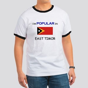 I'm Popular In EAST TIMOR Ringer T