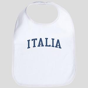 Italy Blue Bib