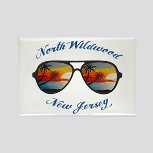 New Jersey - North Wildwood Magnets