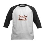 Dingo Snack Kids Baseball Jersey