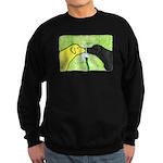 Labs Like to Share Sweatshirt (dark)
