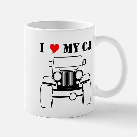 Cute Cj Mug