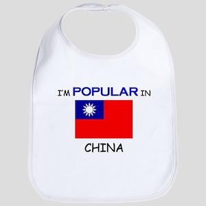 I'm Popular In CHINA Bib