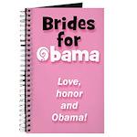 Brides for Obama Journal