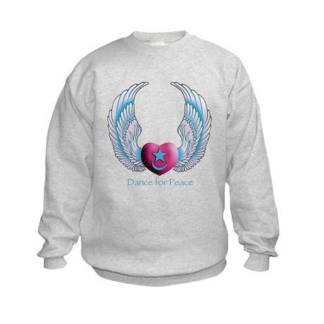 Dance for Peace Kids Sweatshirt