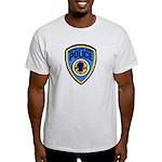 South Lake Tahoe PD Light T-Shirt