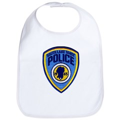 South Lake Tahoe PD Bib