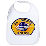 El Monte Police Bib