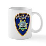 Suisun City Police Mug