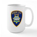 Suisun City Police Large Mug