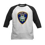 Suisun City Police Kids Baseball Jersey