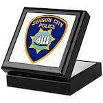 Suisun City Police Keepsake Box