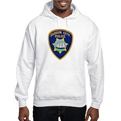 Suisun City Police Hoodie
