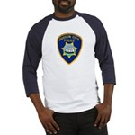 Suisun City Police Baseball Jersey