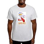 Broadway Limited PRR Ash Grey T-Shirt