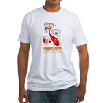 Broadway Limited PRR Fitted T-Shirt