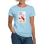 Broadway Limited PRR Women's Pink T-Shirt