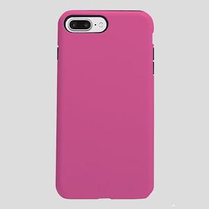 Hot Pink iPhone 8/7 Plus Tough Case