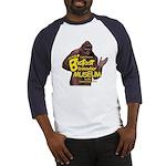 Bigfoot Discovery Museum - Baseball Jersey