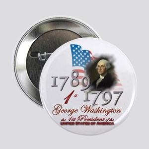 "1st President - 2.25"" Button"