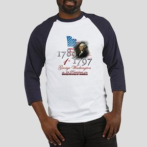 1st President - Baseball Jersey