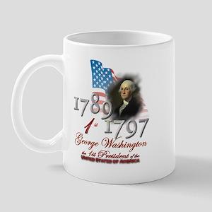 1st President - Mug