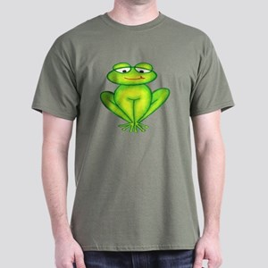 Froggy Dark T-Shirt