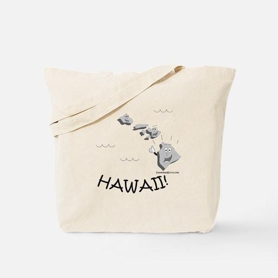 Unique Maui Tote Bag