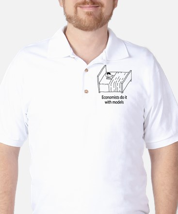 economists-li Golf Shirt