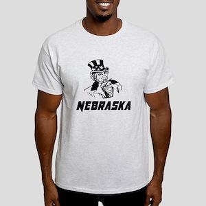 Nebraska Designs Light T-Shirt