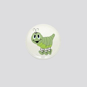Inchworm Mini Button (10 pack)