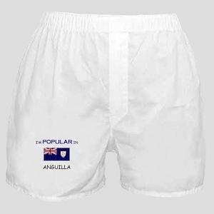 I'm Popular In ANGUILLA Boxer Shorts